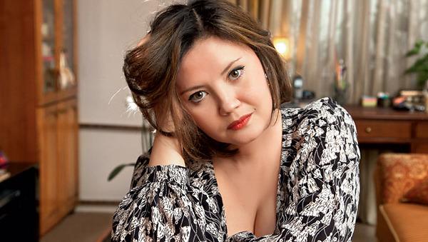 Екатерина Двигубская сейчас