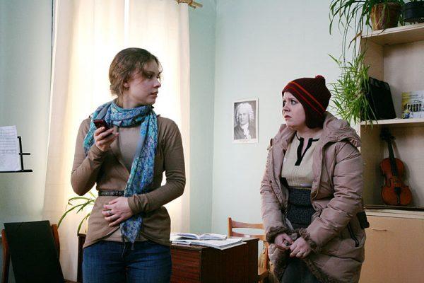 """Полина Сыркина в фильме """"Чего хотят мужчины"""""""