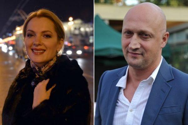Гоша Куценко и Мария Порошина
