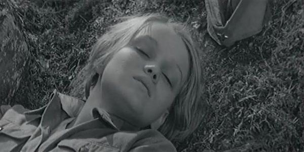 Кадры из фильма «А зори здесь тихие»