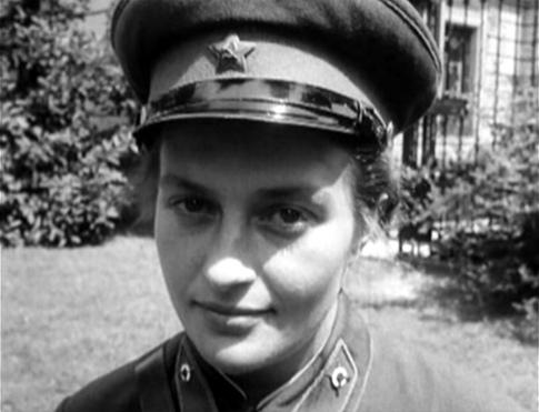Людмила Павлюченко: снайпер