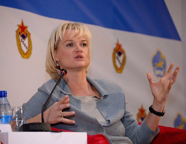 Светлана Хоркина в Государственной думе