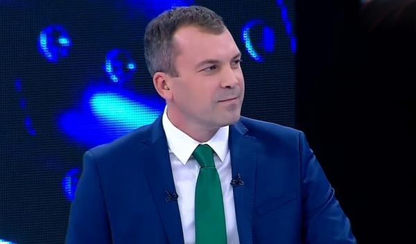 Евгений Попов: телеведущий
