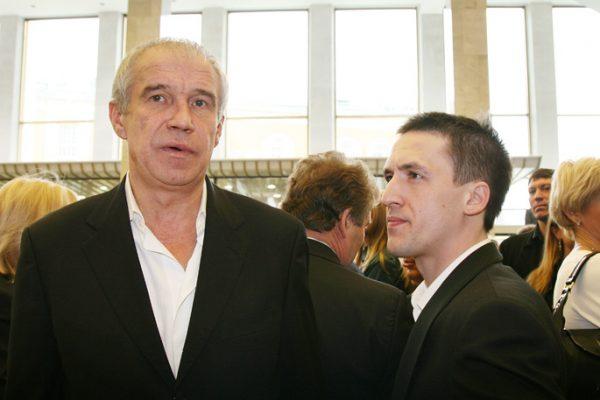 Артур Смольянинов и Сергей Гармаш