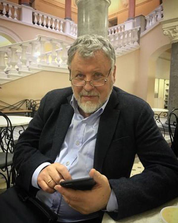 Игорь Волгин: фото