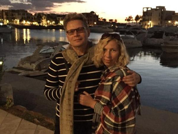 Виталий Декабрев и Марина Рыкалина: личная жизнь