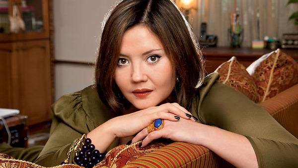 Екатерина Двигубская дочь Натальи Аринбасаровой