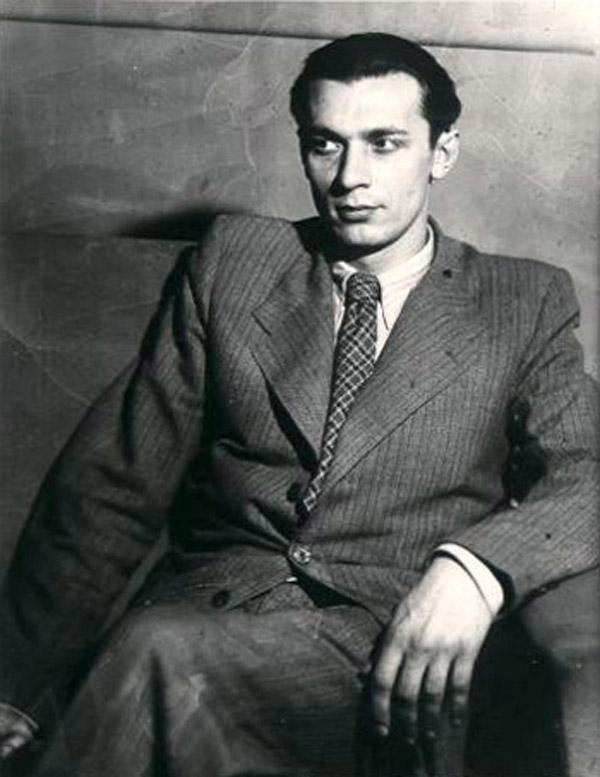 Геннадий Карнович-Валуа в молодости