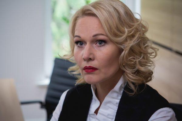 Актриса Алена Ивченко сейчас