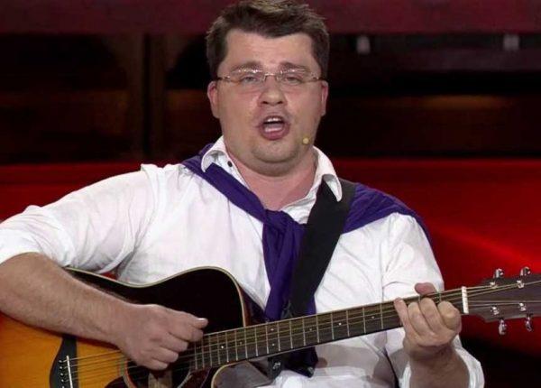 Игорь Юрьевич Харламов в камеди