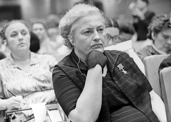 Людмила Павлюченко: последние годы