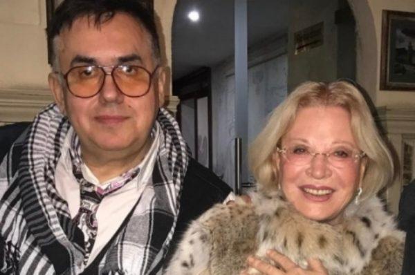 Стас Садальский и Людмила Максакова