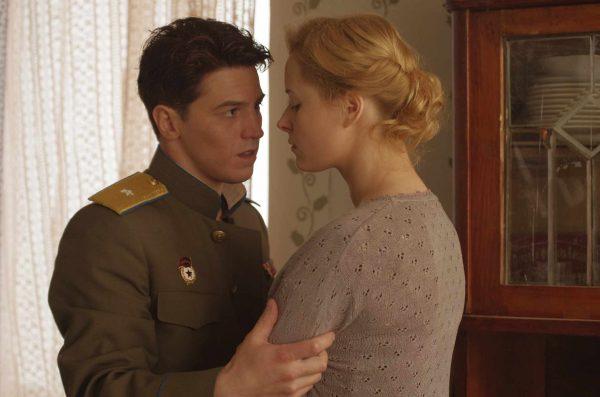 Актеры сыграли Василия и его первую жену Галину