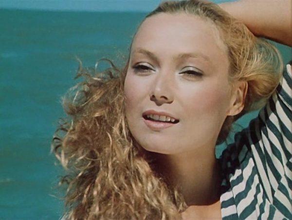Молодая Лариса Белогурова