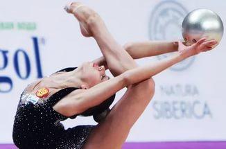Александра Сергеевна Солдатова на чемпионате мира