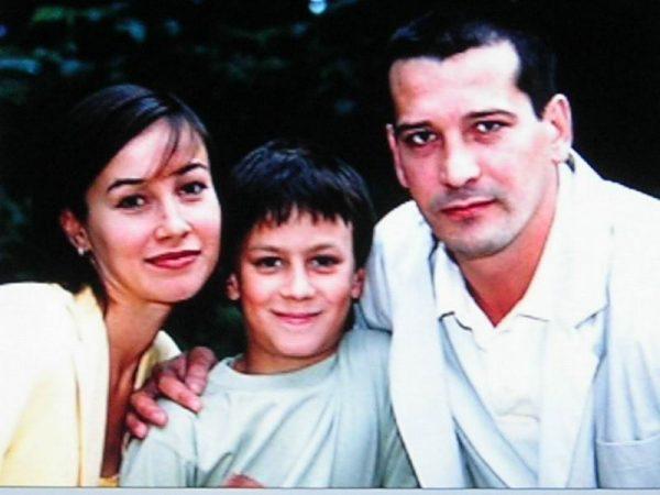 Фото с семьей