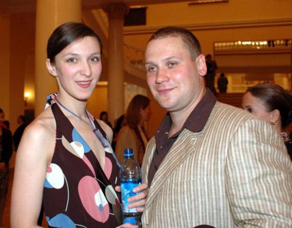 Олеся Железняк и Спартак Сумченко муж актрисы