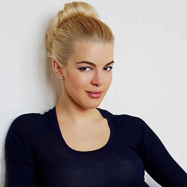 Актриса Оксана Сидоренко