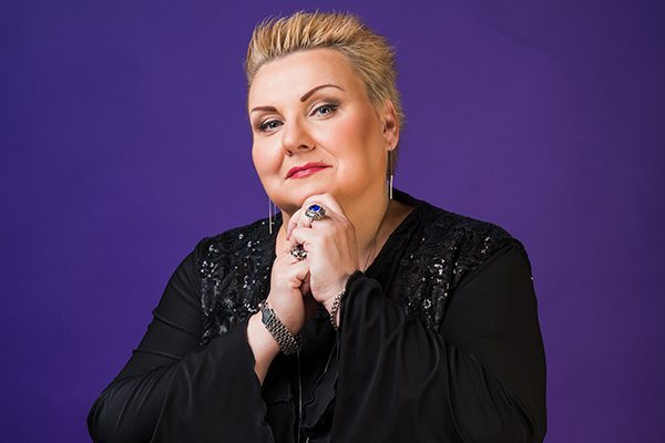 Актриса Марина Поплавская