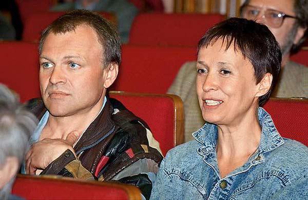 Александр Соловьёв и Ирина Печерникова