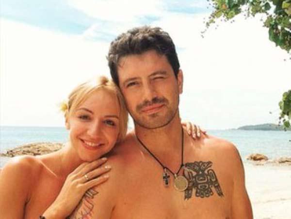 Алексей Онищенко и Полина Кутихина