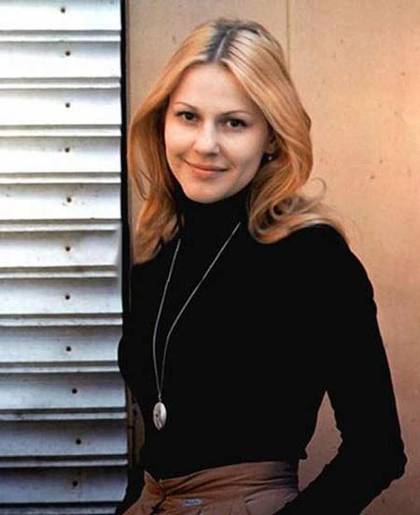 Анна Каменкова в студенческие годы