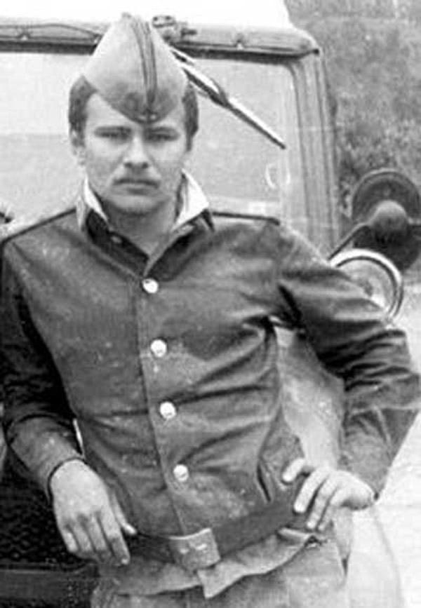 Первый муж Марии Артём Трегубенко