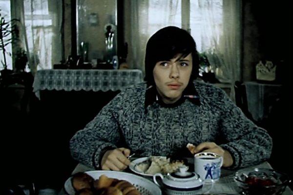 Валерий Тодоровский в молодости