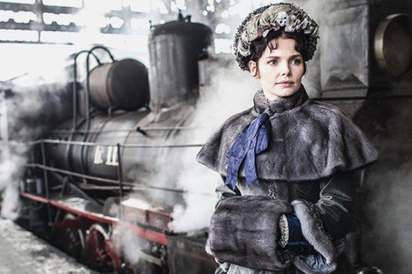 "Елизавета Боярская в фильме ""Анна Каренина"""
