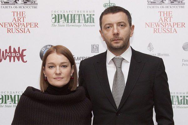 Виктория Толстоганова и Алексей Агранович
