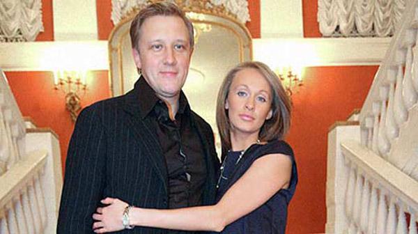 Полина Невзорова и Сергей Горобченко