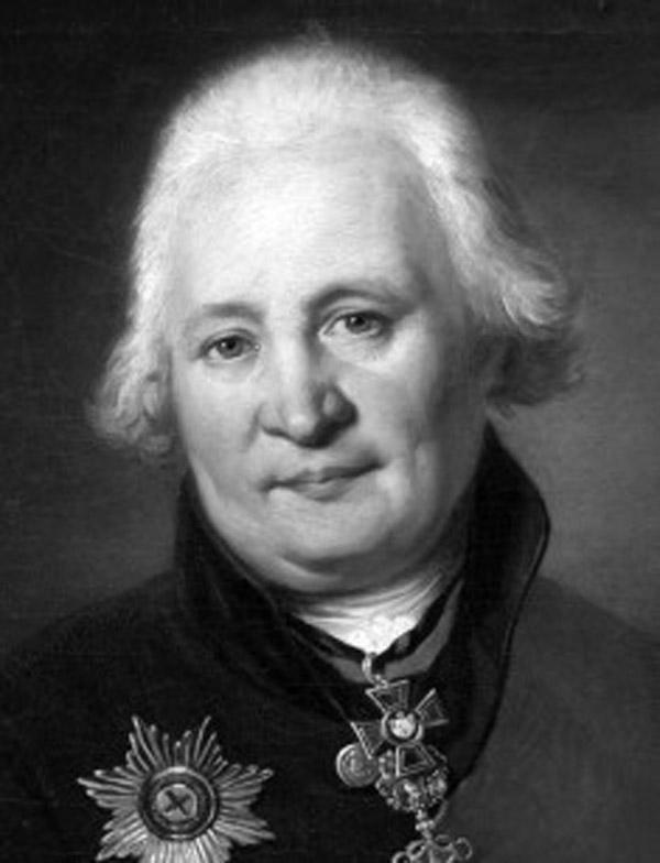 Григорий Потемкин в преклонном возрасте