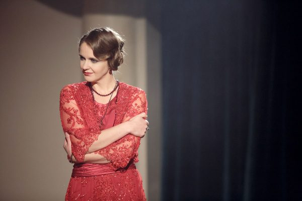 Ксения Рус на сцене театра