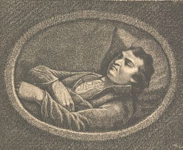 Григорий Потемкин на смертном одре
