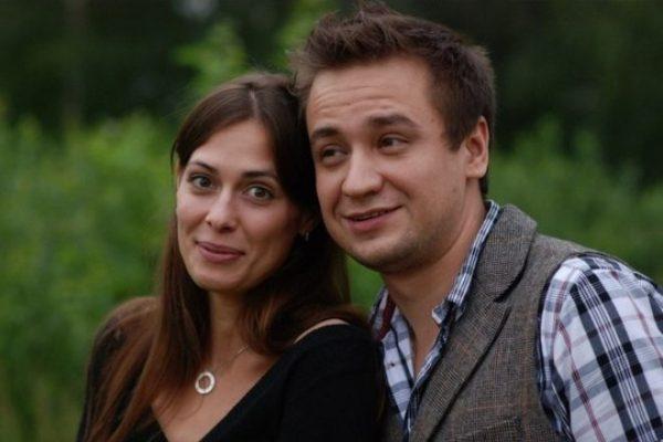 Кирилл Жандаров и Мария Валешная