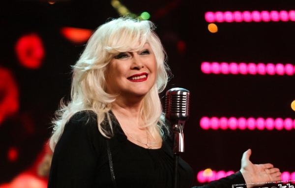 Певица Ирина Мирошниченко
