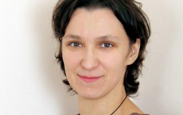 Актриса Олеся Железняк