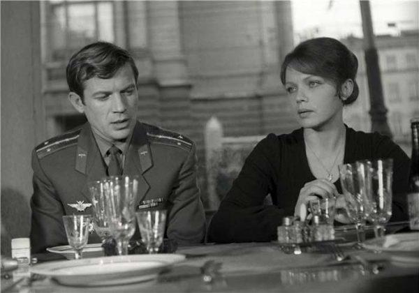 Валентина Теличкина и Геннадий Корольков