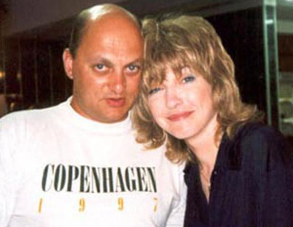 Катя Семенова и Михаил Церишенко