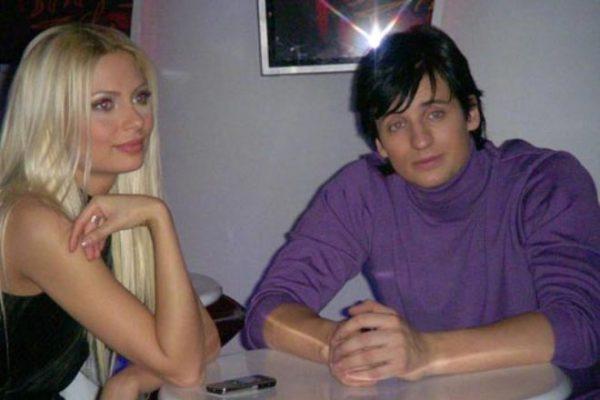 Наталья Рудова и Дмитрий Колдун