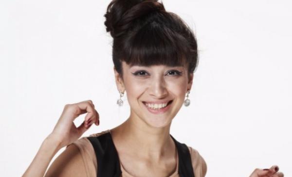 Равшана Куркова начинала свою актерскую карьеру в Узбекистане