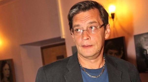 Известный актер Александр Домогаров
