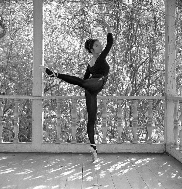 В молодости Наталья Аринбасарова занималась балетом