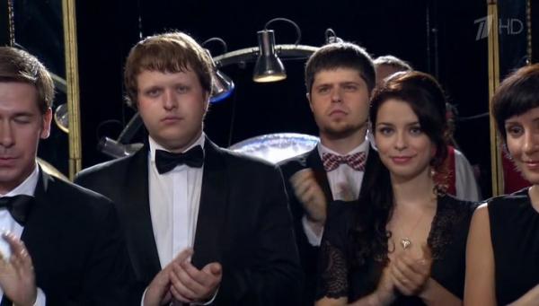 """Анастасия Шутова на шоу """"Что? Где? Когда?"""""""