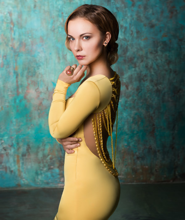 Актриса Полина Сыркина сейчас