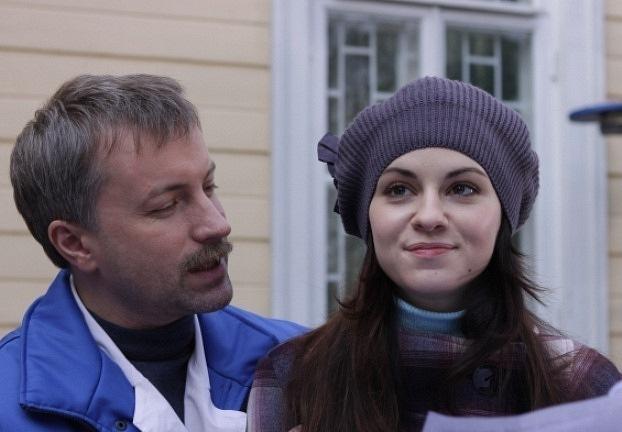 "Марина Коняшкина в фильме ""Александра"""