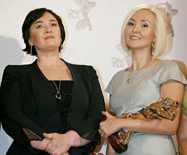 Василиса Володина и Лариса Гузеева