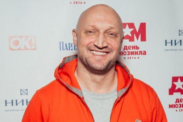 Талантливый актер Гоша Куценко