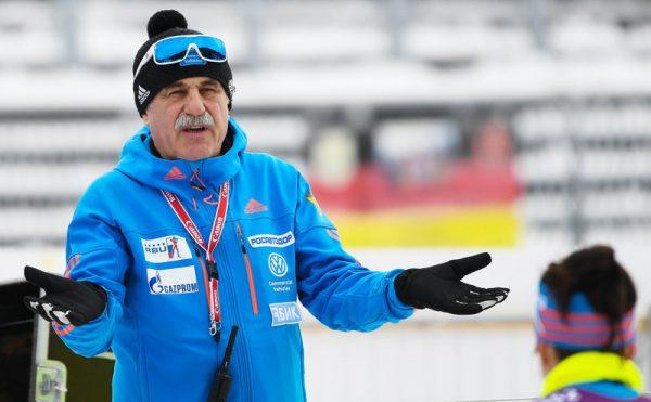 Тренер Слепова Алексея