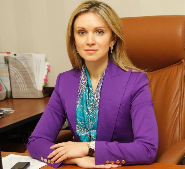 Мухтасарова Татьяна была назначена первым заместителем руководителя Департамента здравоохранения